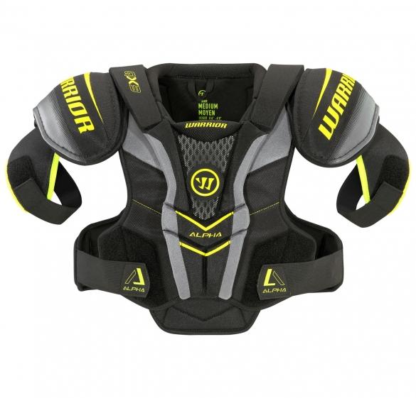 Защита груди/плеч ALPHA QX3