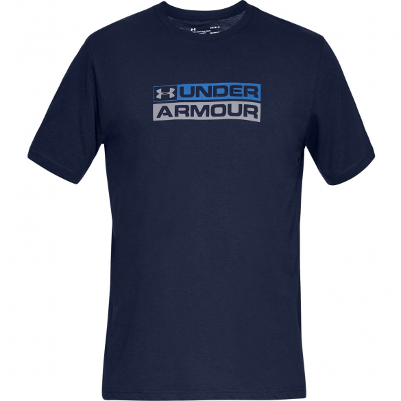 Футболка Under armour GL Wordmark SS